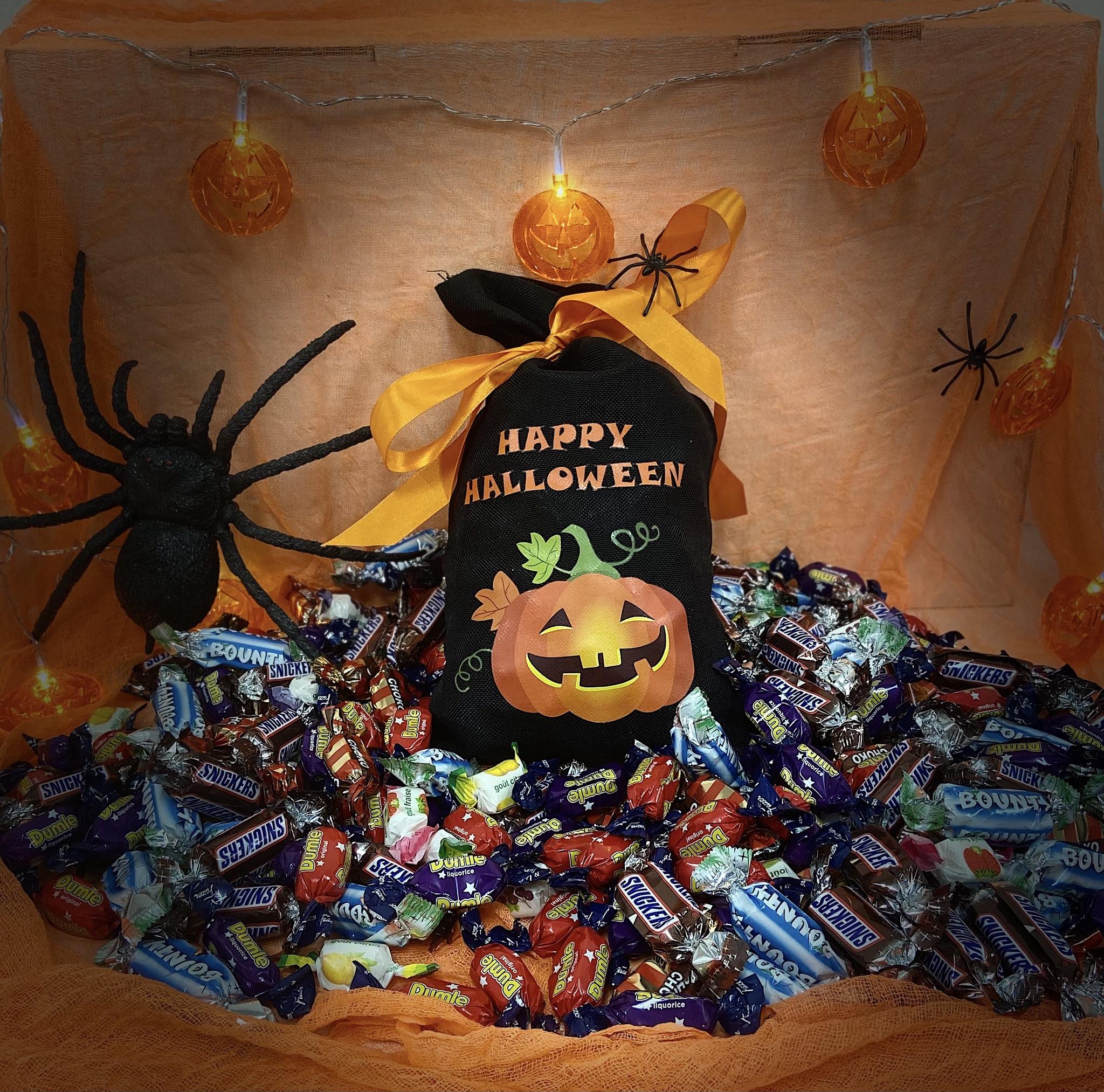 Halloweensäck