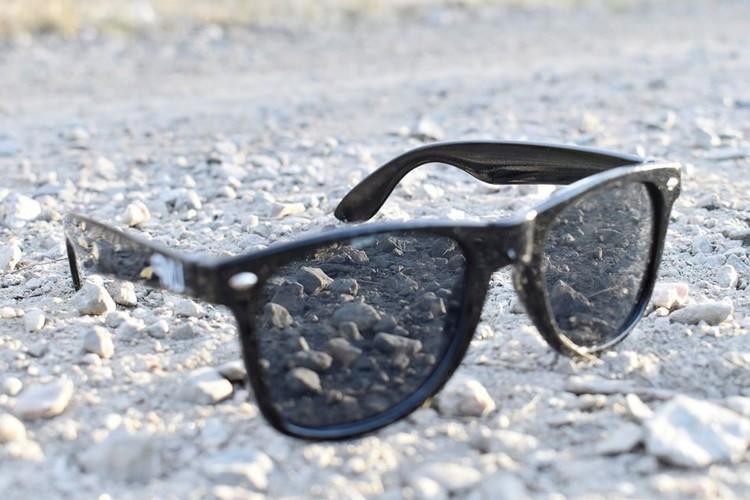 Solglasögon, UMP svart