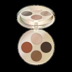 INIKA Organic Eyeshadow Quad