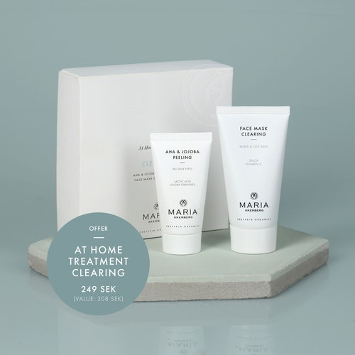 At Home Treatment Clearing