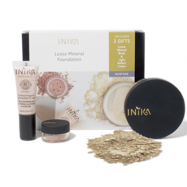 INIKA Matte & Flawless kit