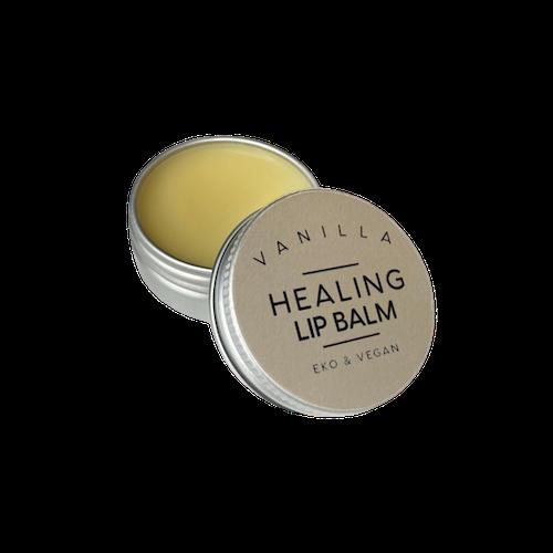 Healing Lip Balm Vanilj - Almgårdens