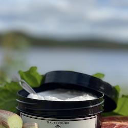 Saltscrub Grapefrukt Bellini - Grevinnans Rum