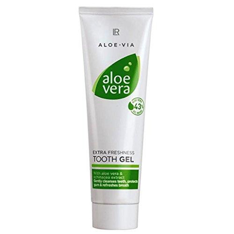 Aloe Vera Extra Freshness Tooth Gel - tandgel