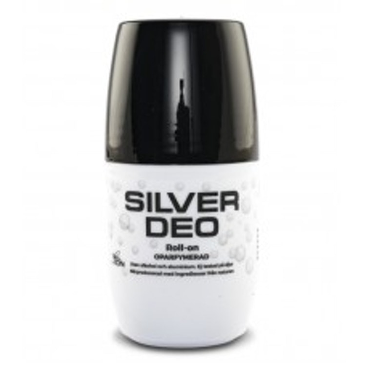 Silver Deo (50ml)