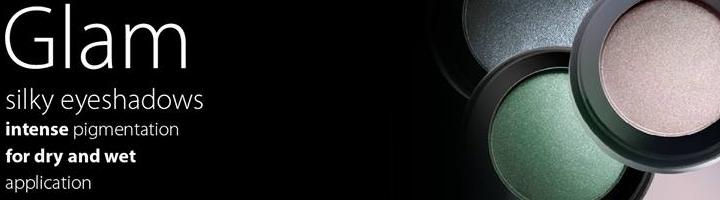 Ögonskuggor Glam - Mixedcosmetics