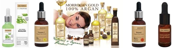 Argan Oil & Serum & Elixir - Mixedcosmetics