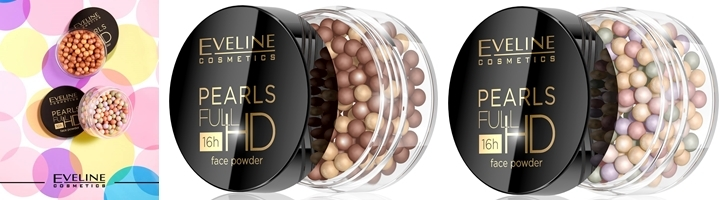 Pearls Face Puder - Mixedcosmetics