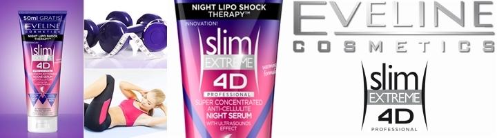 Slim Extreme 4D - Mixedcosmetics
