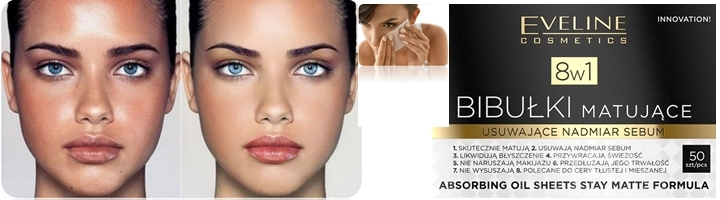 Absorbing Oil Sheets 8 in1 - Mixedcosmetics