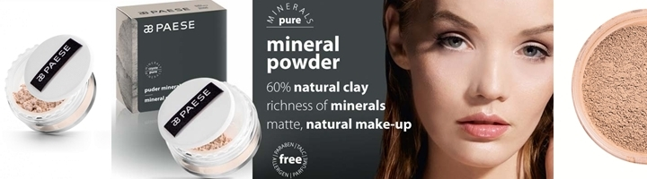 Mineral Puder - Mixedcosmetics