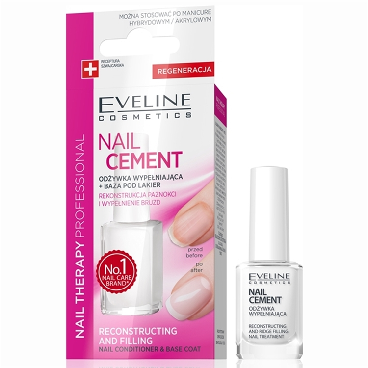 Nail Therapy Nail Cement Conditioner & Base Coat