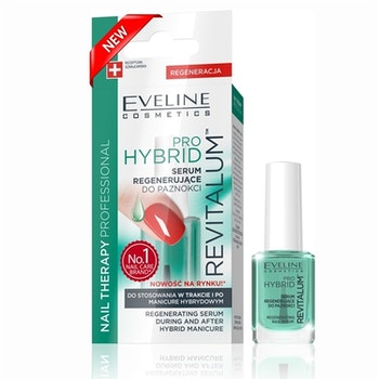 Nail Therapy Revitalum Pro Hybrid Serum During&After Manicure