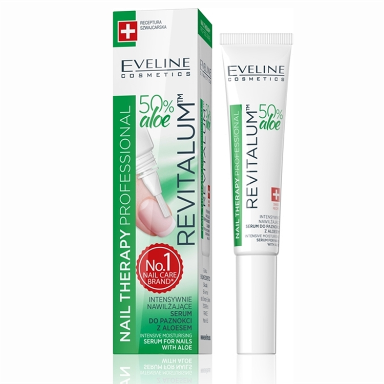 Nail Therapy Revitalum Serum For Nails With Aloe