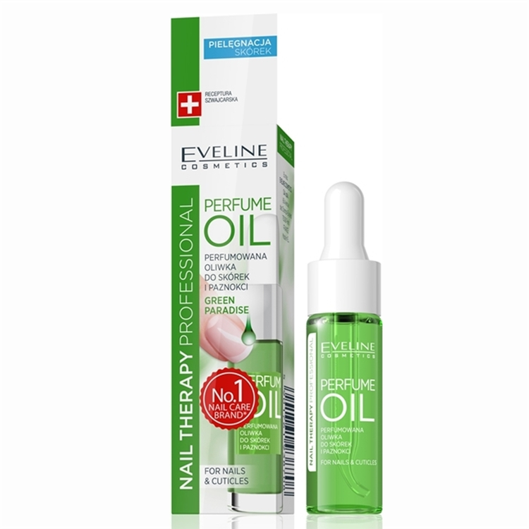 Nail Therapy Perfume Oil For Nails&Cuticles Green Paradise