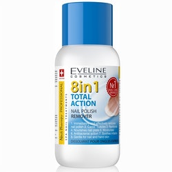 8in1 Total Action Nail Polish Remover