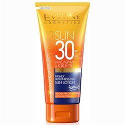 Amazing Oils Highly Water-Resistant Sun Lotion SPF 30