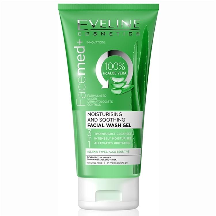 Bio Aloe Vera Facial Wash Gel