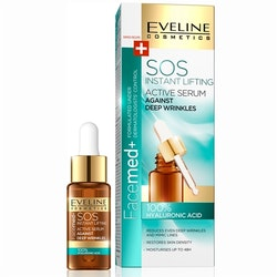 FaceMed Sos Active Serum 100% Hyaluronic Acid
