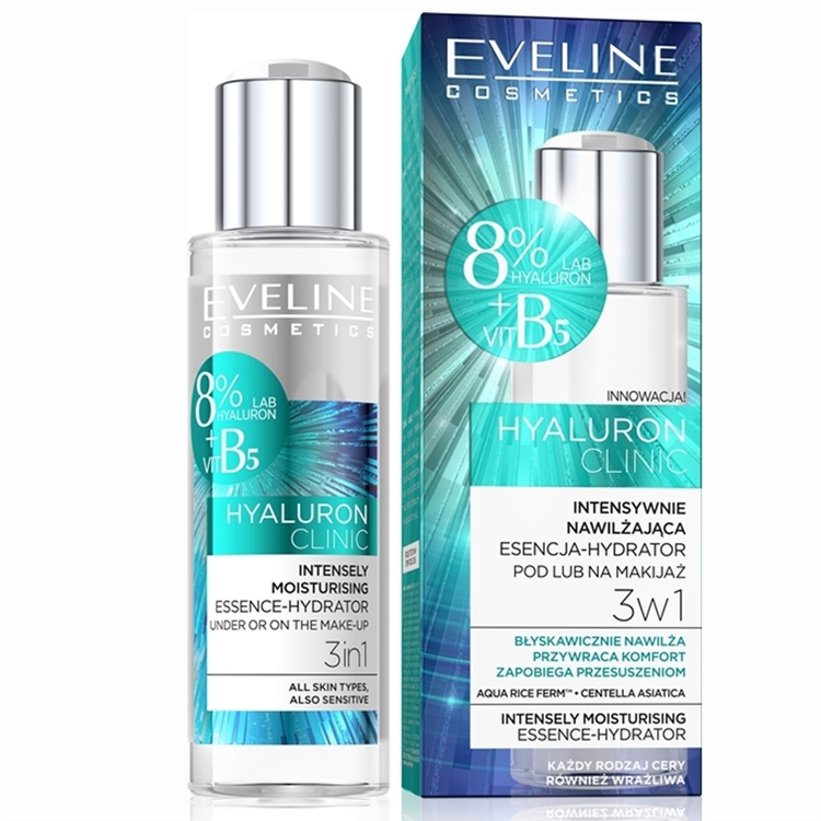 Hyaluron Clinic Essence-Hydrator 3in1