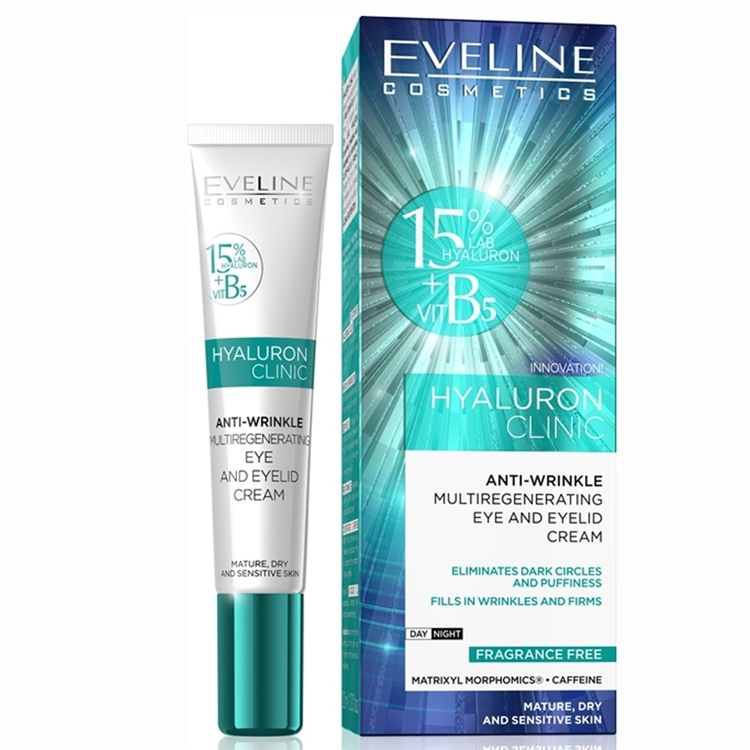 Hyaluron Clinic Eye And Eyelid Cream