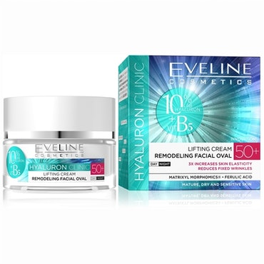 Hyaluron Clinic Day And Night Cream 50+