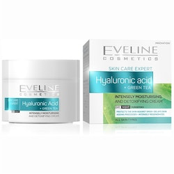Hyaluronic Acid And Green Tea Intensely Moisturising Day&Night