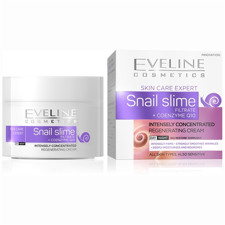 Snail Slime And Coenzyme Q10 Intensely Concentrated Day&Night