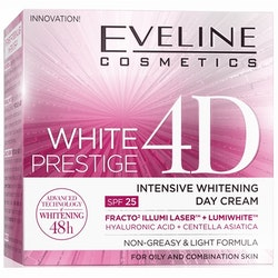 White Prestige 4D Intensive Whitening Day Cream