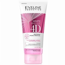 White Prestige 4D Whitening Facial Wash Gel