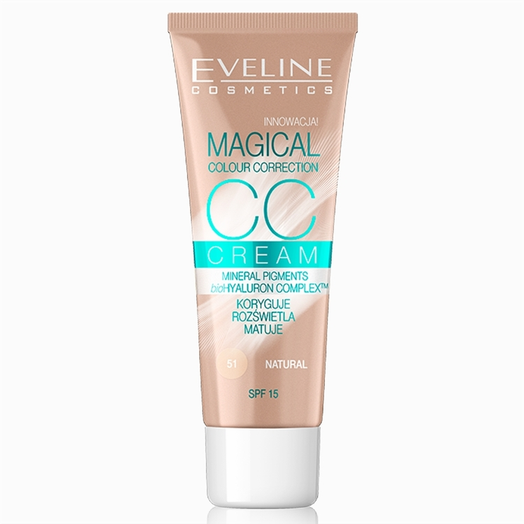 Magical CC Cream Natural 51
