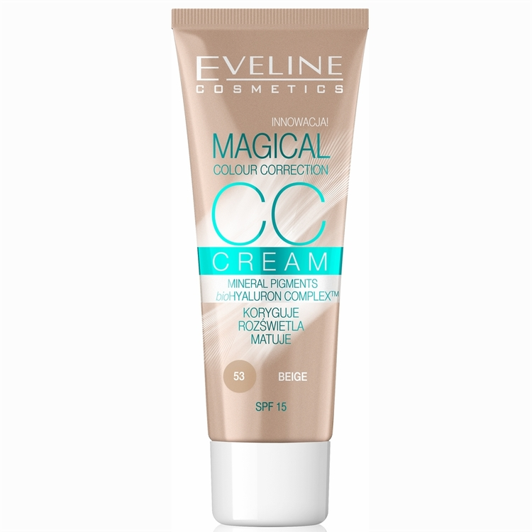 Magical CC Cream Beige 53