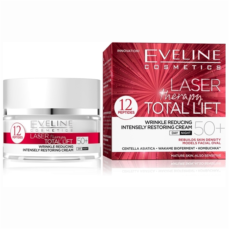 Laser Therapy Total Lift Day And Night Cream 50+