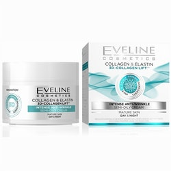 3D-Collagen Lift Intense Anti-Wrinkle Day&Night Cream