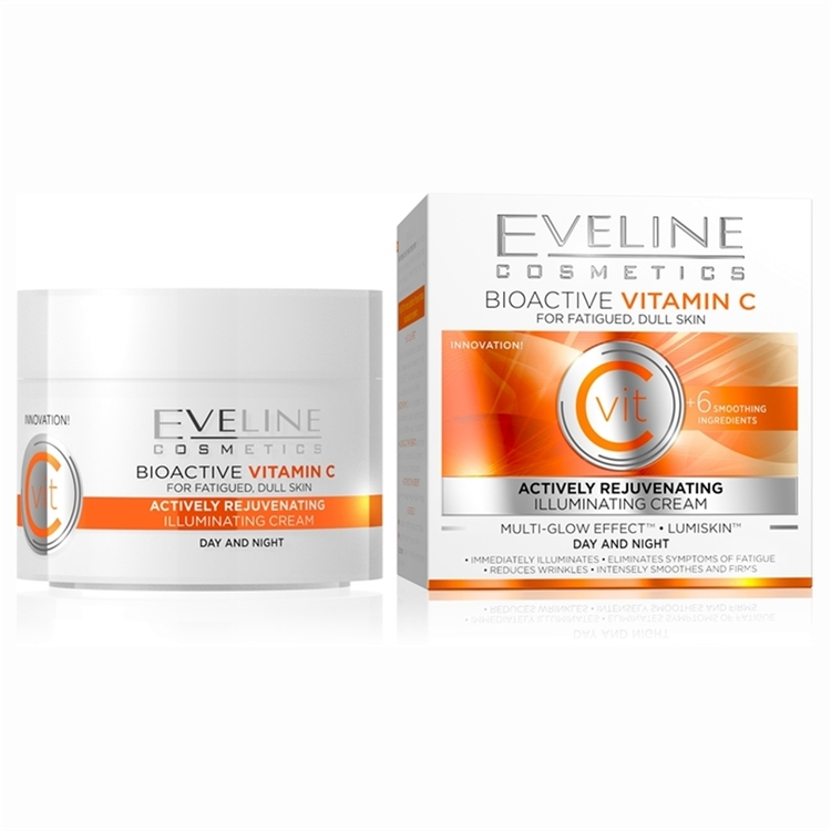 Bioactive Vitamin C Actively Rejuvenating Day&Night Cream