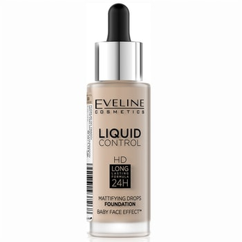 Liquid Control With Dropper 030 Sand Beige