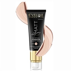 Matt My Day Mattifying Foundation Ivory 01