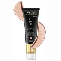 Matt My Day Mattifying Foundation Natural 02