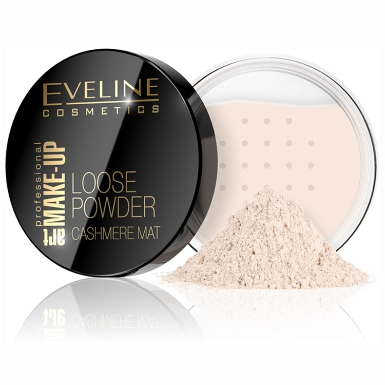 Art Professional Make-Up Loose Puder 01 Transparent