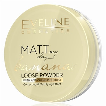 Matt My Day Loose Puder Banana