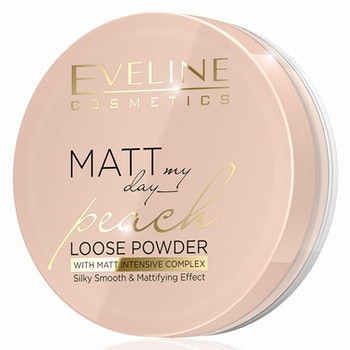Matt My Day Loose Puder Peach
