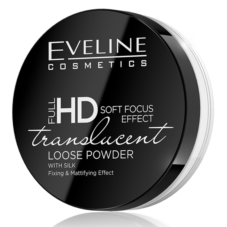 Full HD Loose Puder Transparent