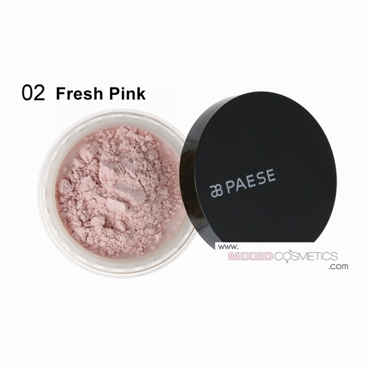 Highlighter Illuminating Fresh Pink № 02