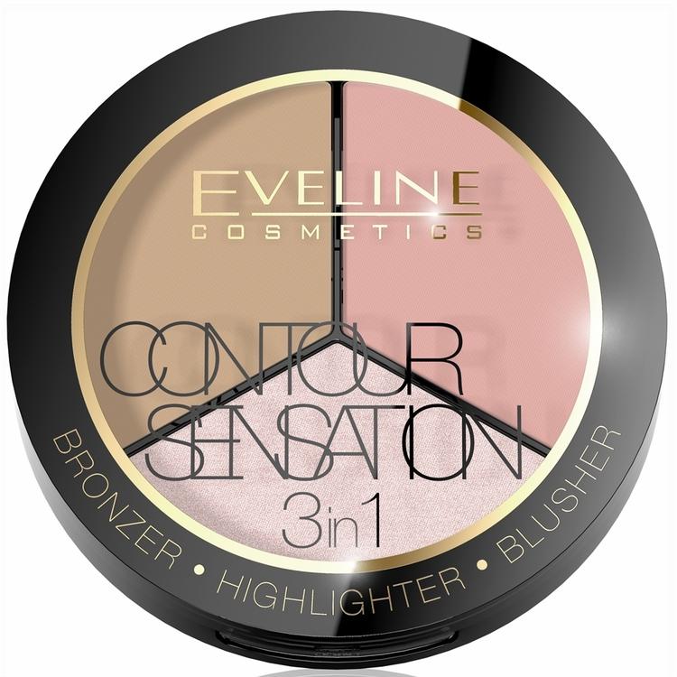 Contour Sensation 3in1 Set 1 Pink Beige
