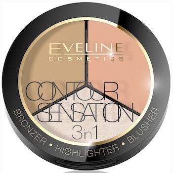 Contour Sensation 3in1 Set 2 Peach Beige