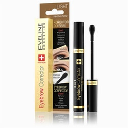 Eyebrow Corrector 5 in1Light Brown