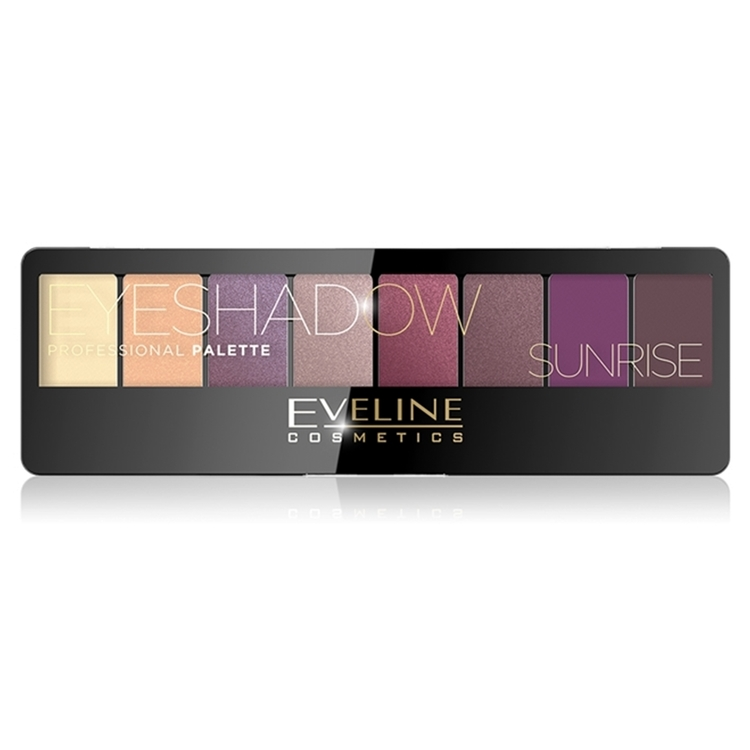 Sunrise Eyeshadow Professional Palette