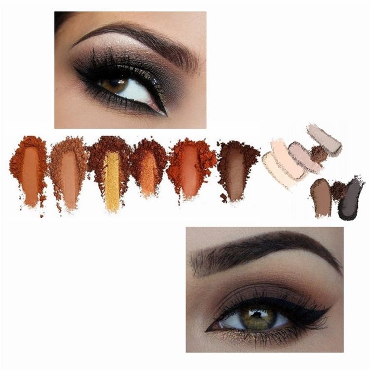 Charming Mocha Eyeshadow Palette