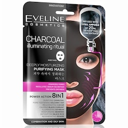 Charcoal Illuminating Ritual Sheet Mask