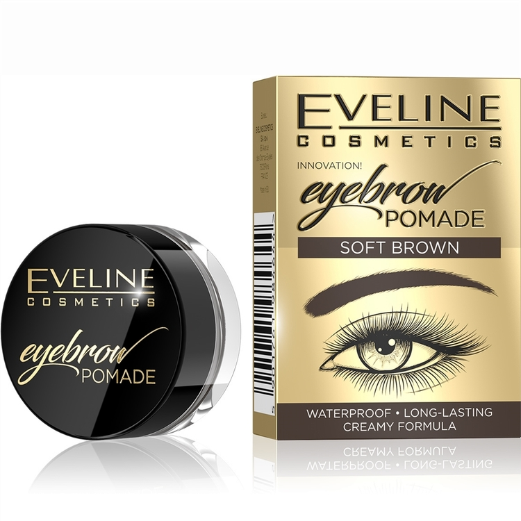 Eyebrow Pomade Soft Brown